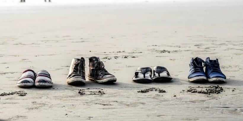 Jak zustat v teple a suchu i bez drahych bot